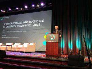 Delaware and the Delaware Blockchain Initiative