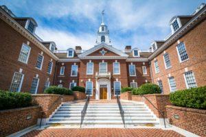 Legislative Hall, Dover, Delaware
